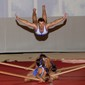Welt-GYM: National Evening/GER, acrobatics