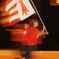 Welt-GYM: National Evening/SUI, flag