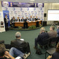 ART ECh-Moscow/RUS 2013: opening press-conference, overview