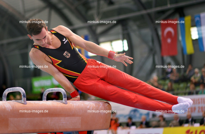 ART Challenge Worldcup Cottbus/GER 2015: JURSCH Christopher/GER