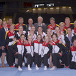 ART-ECh Bern/SUI - 2016: team GBR women's delegation