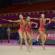 RG-ECh Budapest/HUN - 2017: group junior team GER