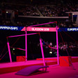 ART ECh Glasgow/GBR: uneven bars with show light