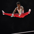 ART ECh Glasgow/GBR: DIALLO Thierno ESP