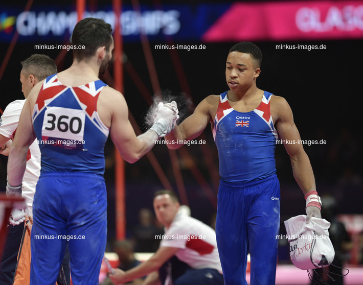 ART ECh Glasgow/GBR: FRASER Joe GBR