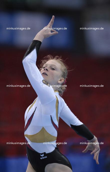 EM-Birmingham: HILL Lisa Katharina/GER
