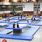 TRA-Worldcup Salzgitter: overview hall Amselstieg