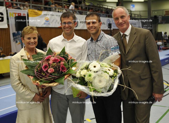 TRA-Worldcup Salzgitter: Verabschiedung Michael und Markus Kubicka