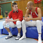 TRA-Worldcup Salzgitter: JENSEN Peter/DEN + LUXON Dennis/GER