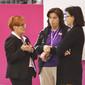 Women's ECh-Brussels: BRASIER Yvette + MARTINET Sylvie