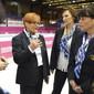 Women's ECh-Brussels 2012: Technical comitee UEG