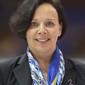 Women's ECh-Brussels 2012: TC member, MURTONEN Satu FIN