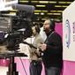 Women's ECh-Brussels 2012: TV camera
