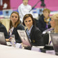 Women's ECh-Brussels 2012: judges + LISKAROVA Hana/CZE