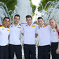 Men's ECh-Montpellier 2012: seniors team GER