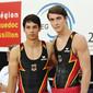 Men's ECh-Montpellier 2012: WEINERT Daniel/GER + SCHLOTTERER Lukas