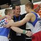 Men's ECh-Montpellier 2012: WILSON Nile/GBR + COLLIE Barry/GBR