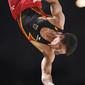 Men's ECh-Montpellier 2012: WEINERT Daniel/GER