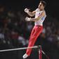Men's ECh-Montpellier 2012: ZYRIANOV Grigorii/RUS