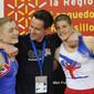 Men's ECh-Montpellier 2012: WILSON Nile/GBR + BAINES Frank + COLLIE