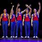 Men's ECh-Montpellier 2012: team RUS