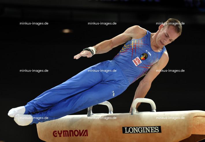 Men's ECh-Montpellier 2012: KOCZI Flavius/ROU