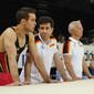 Men's ECh-Montpellier 2012: KRIMMER Sebastian + BELENKI Valeri/GER