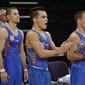 Men's ECh-Montpellier 2012: team ROU