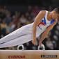 Men's ECh-Montpellier 2012: SMITH Louis/GBR