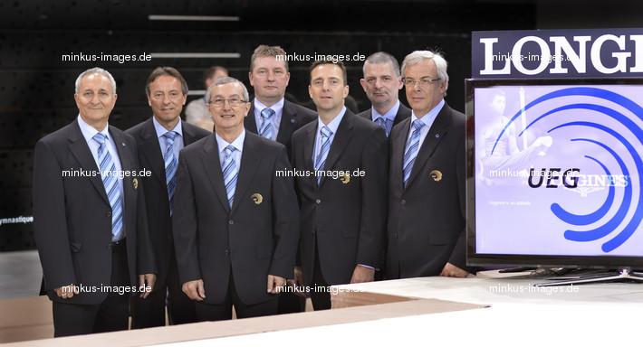 Men's ECh-Montpellier 2012: UEG, Technical Comitee
