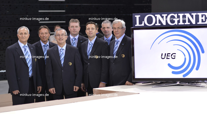 Men's ECh-Montpellier 2012: UEG, Technical Comitee