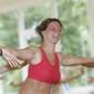VTF-Convention: Junge Frau beim Tanzen